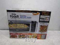 Ninja Toaster Oven with Air Fryer Stainless Steel/Black SP101