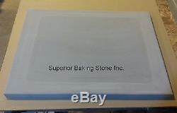 ONE NEW SUPERIOR BAKING STONE Will Fit BAKERS PRIDE MODEL GP 61 PIZZA OVEN