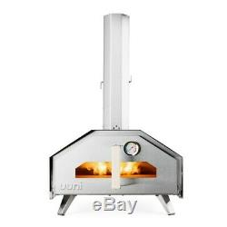 OONI Pro Portable Pro Wood Fired Pizza Oven With Stone Baking Board- Free Shipp