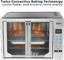 Oster French Convection Countertop & Toaster Oven Digital Control ExtraLarge