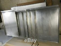 Otis Spunkmeyer Commercial Convection Cookie Oven OS-1 with 6 Baking Trays