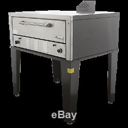 Peerless CW41P Pizza Bake Oven, Deck-Type, Gas