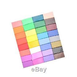 Polymer Clay, 32 Blocks Colored Oven Bake Modelling Clay, iFergoo DIY Colored