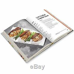 Power Air Fryer Oven Cookbook Hardcover By Eric Theiss 124 Easy Recipes