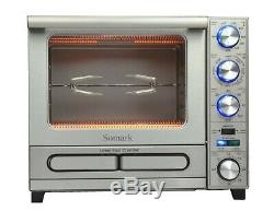 Somark Infrared Convection Rotisserie Oven With Super Fast Pizza Chamber 1500W