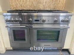 Thermador PRG486WDH Pro Harmony 48 Smart All Gas Range in Stainless Steel