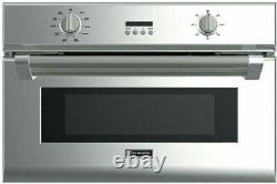 Thermador Professional Series PSO301M 30 Single Steam Convection Wall Oven SxS
