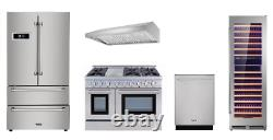 Thor Pro Appliance Package with 48 Dual Fuel Range