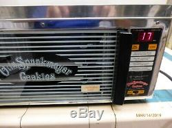 VINTAGE Otis Spunkmeyer Cookie Commercial Convection Oven OS-1+ 2 Baking TrayS
