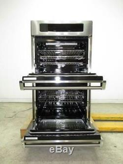Viking Professional Premiere 30 Double Electric Convection Oven VEDO5302TSS