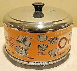 Vintage West Bend Ovenette Stove Top Oven Cooking Baking Never Used