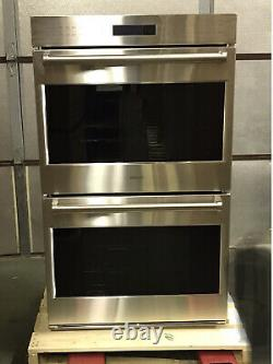 WOLF Legacy Model 30 Inch E Series Professional Built-In Stainless Double Oven