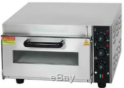 WYZworks Stainless Steel Counter Top Baking Toaster Oven Food Truck Restaurants