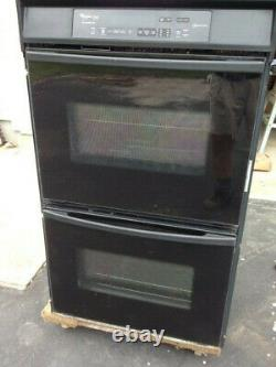 Whirlpool 30, Double Wall Oven with Touchscreen, Bake and Broil, New