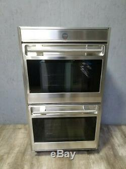 Wolf L Series DO30F/S Width 30 Inch Double Electric Wall Oven Stainless Steel