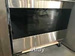 Wolf M Series SO30TMSTH 30in Single Smart Electric Wall Oven with True Convection